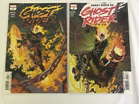 Ghost Rider 1 2 - Ed Brisson Aaron Kuder Marvel Comics 2019 1st Prints - Ex Cond