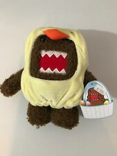 """Domo Kun 7"""" Plush Doll Figure Target Exclusive Easter Chicken Costume w/Tag 2009"""