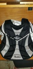 New Easton Fastpitch Adult Women's or Youth Chest Protector Black