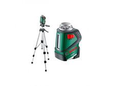 Bosch PLL 360 Selbstnivellierender 360° Linienlaser Set mit Stativ Laser Set