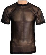 T-shirts à motif Uni polyester pour homme