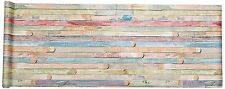 Self Adhesive Contact Paper Wood Contact Paper Color Woodblock Print Multicolor
