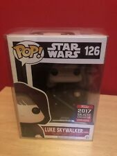 Funko Pop Star Wars Luke Skywalker Galactic Convention 2017 Exclusive