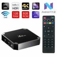 X96 Mini TV Box Android 7.1 S905W Quad Core 1GB+8GB WiFi HD 4K Media Player