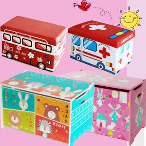 Kinder Spielzeugkiste Spielzeugkisten Spielzeugbox Aufbewahrungsbox Kindermöbel