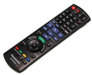 Panasonic N2QAYB001114 Fernbedienung für DMR-UBC80, DMR-UBC90, DMR-UBS80...