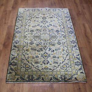 Traditional Vintage Wool Handmade Classic Oriental Areas Rug Carpet 160 X 90 cm