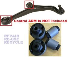4pcSet Control Arm Bushings Fix 2005 2006 Honda Odyssey Left/Right Lower Arms