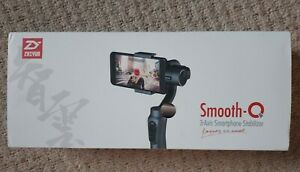 Zhiyun Smooth-Q, 3-axis Handheld Gimbal Stabilizer for Smartphones