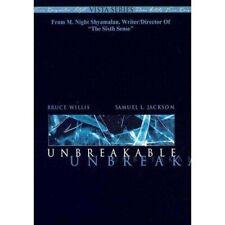 M Night Shayamalan-Unbreakable-Gl ass Prequel-Bruce Willis-Samuel Jackson-New Dvd