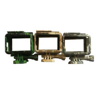 NEW Camo Protective Frame Mount Stand for GoPro HERO 5 Camera Case Housing