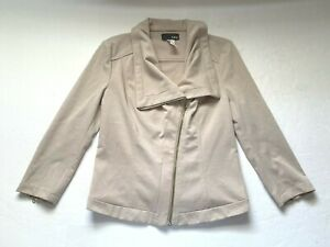 Junior S&S  Stretch Zip up Blazer  Junior girls Sz Large