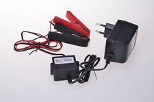 KFZ Batterie Erhaltungsgerät Batterie Ladegerät Trainer PKW Autobatterie 12V