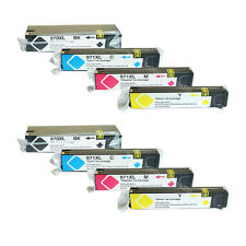 8 Ink Cartridges for HP 970XL 971XL Officejet Pro X476dn X551dw X576dw