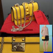 $1,895 VALENTINO GARAVANI Glam Lock BAG w/ Price Tag