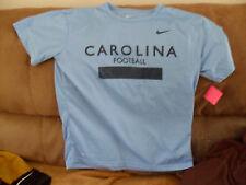 NCAA NORTH CAROLINA NIKE SHIRT NC TAR HEELS BLUE KIDS SHIRT SZ.M 12-14 BOYS NC