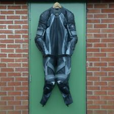 Lookwell One Piece With Hump Motorcycle Racing Leathers EU 56 UK46 XXL