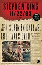 11/22/63 by Stephen King (2012, Paperback) Book PB