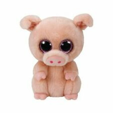 Ty Beanie Boos 15cm Piggley Pig - 37200