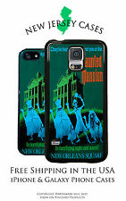 Disney Haunted Mansion Movie Poster Apple, Samsung, LG, Google Pixel Phone Case