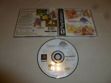 PLAYSTATION PS1 GAME LEGEND OF MANA COMPLETE W CASE & MANUAL RARE SQUARESOFT RPG