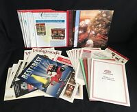 Coca Cola Product Collector Catalog VTG Soda Magazine Newsletter Lot 1993-2001