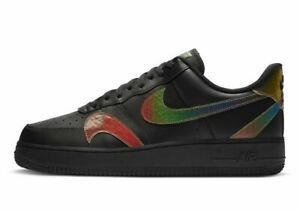 Nike Air Force 1 Low '07 LV8 Black Multi-Color Trainers CK7214-001