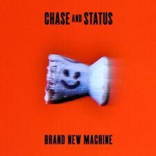 Brand New Machine - Chase & Status (2013, CD NEUF)