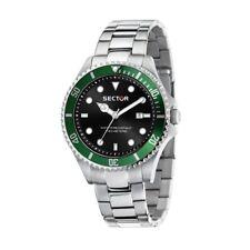 Orologio solo tempo SECTOR 230 - R3273661041 Uomo Ragazzo Nero 43 mm. € 149,00