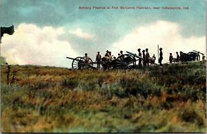 PC Artillery Practice at Fort Benjamin Harrison near Indianapolis Indiana~134255