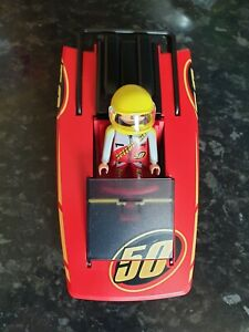 Playmobil speed boat