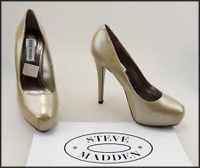STEVE MADDEN WOMEN'S HIGH HEEL PLATFORM DRESS SHOES SIZE 8 M