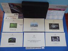 2001 Mercedes A208 CLK CLK320 CLK430 Cab Convertible Owner Manuals Book Set M192