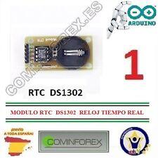 Modulo RTC DS1302 Reloj Tiempo Real AVR ARM PIC SMD Arduino Roboti 3D ESPAÑA M32