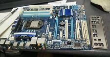 GIGABYTE GA-P55-USB3 LGA1156/Socket H Motherboard w/i3-550 SLBUD CPU, I/O Plate