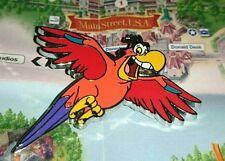 Disney Pin Paris DLP Cast Member Refresh Lanyard Aladdin Iago Jafar Villain bird