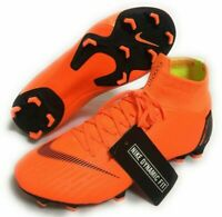 Nike Superfly 6 Pro FG ACC Soccer Cleats Mercurial Orange AH7368-810 Size 6.5 US