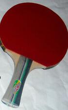 Decent Ping Pong Racket Table Tennis Paddle Bat blade FL LONG, shakehand USA