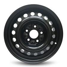 "New 16"" 5 Lug 2008-2013 Dodge Grand Caravan Black Steel Wheel Rim 16 x 6.5  5x5"""