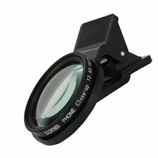 Universal Close Up Filter Lens 37mm ND2-400 ND Fader M1 Phone For Iphone Samsung