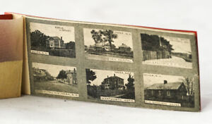 Vintage Dover, New Hampshire Photo Stamps 12 scenic views, 22 stamps
