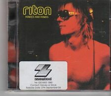 (GA74) Riton, Homies and Homos - 2004 CD