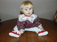 Punkin by Terri DeHetre Legacy Dolls First in a series for Christmas 1988