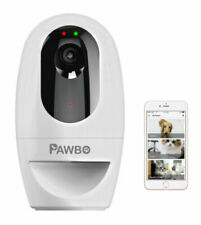 Pawbo Wireless Interative Pet Care Pet Camera Two-way Audio Video Snack Rewards