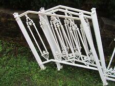 Beautiful Pattern  Wrought Iron Stair Railing, 242 cm long, 117 cm high