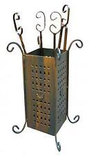 Set Fireplace Paris Wrought Iron With Tools Cm 60h Fireplace Stove