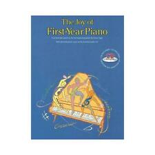 The Joy of First-Year Piano by Denes Agay (author)
