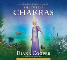 The Twelve Chakras CD by Diana Cooper (NEW)
