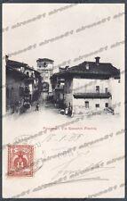 TORINO PIVERONE 05 CANAVESE Cartolina viaggiata 1902