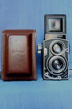 FLEXARET S(standard),Meopta,TWIN lens camera,CLA,Czechoslovakia,Excellent.